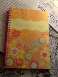 journal giveaway