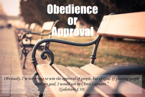 obedience-or-approval