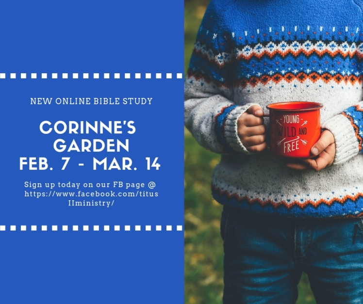 Corinne's Garden