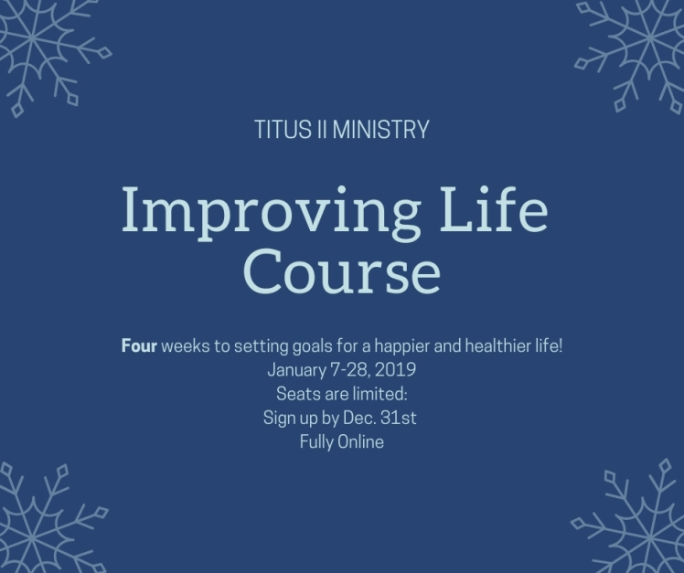 Improving Life course